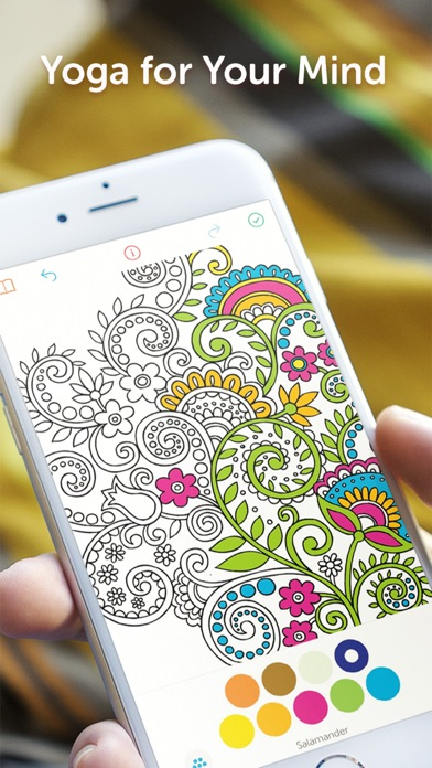 Recolor - Coloring Book iPhone