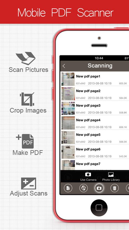 PDF Connect Suite - View, Annotate & Convert PDFs App 截图