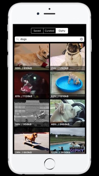 5SecondsApp - GIFのスクリーンショット4