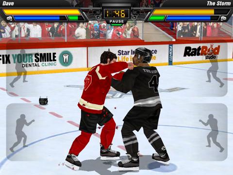 Hockey Fight Proのおすすめ画像1