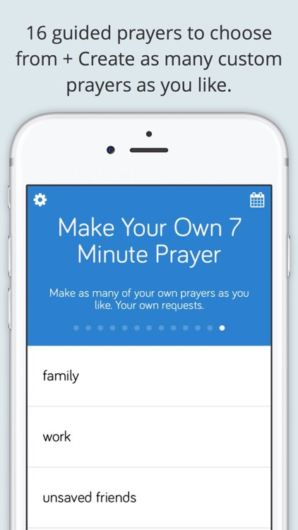 7 Minute Prayer Challenge screenshot-3