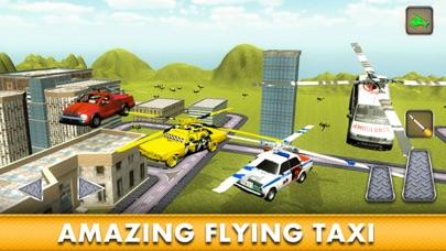 平面出租车车飞行赛车飞行模拟器2016年 App 截图