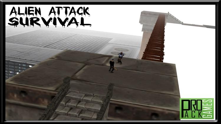 Alien Attack Survival - Max Infection War Anarchy screenshot-4