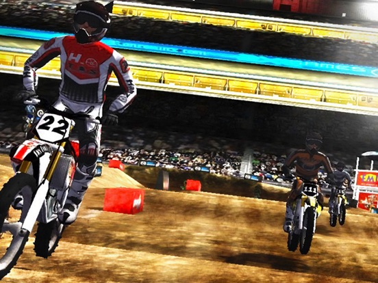 Игра 2XL Supercross Lite