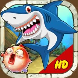 Fish Frenzy: Grow up
