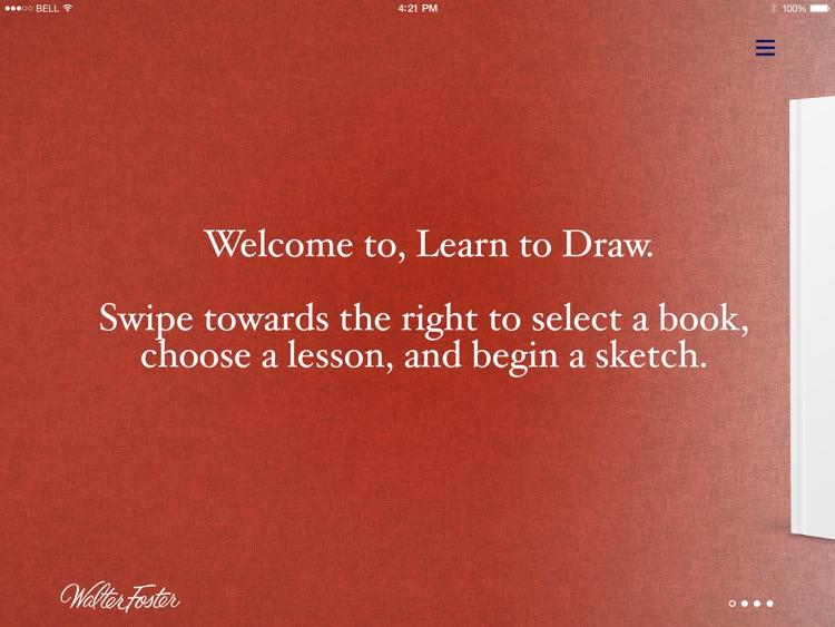 Learn to Draw Digital Sketchbook by Walter Foster screenshot-3