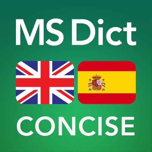 English <-> Spanish CONCISE Dictionary