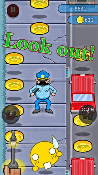 JuJu Robot Zigzag on that Beat Adventure Screenshot