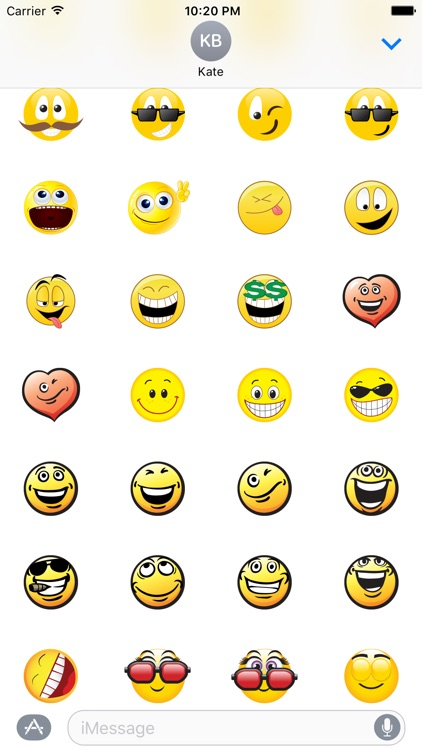 Emoji Stickers Set screenshot-2