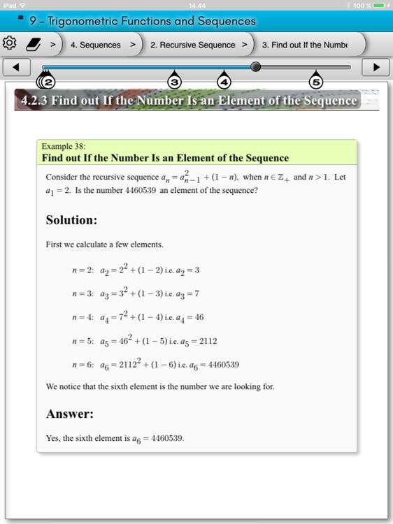 eMath3: Geometry screenshot-3