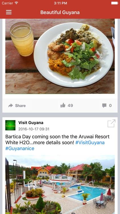 Guyana News & Radio Free screenshot-3