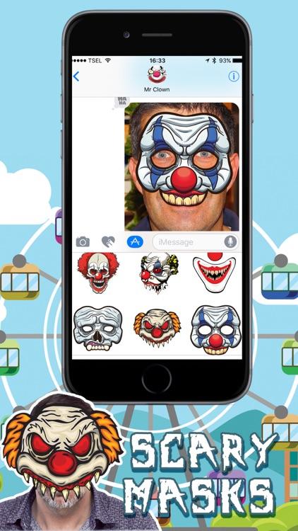 Killer Clowns Stickers screenshot-4