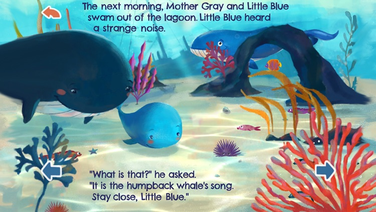 Mother Gray and Little Blue screenshot-1