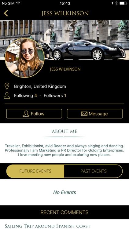Golding Group - Travel & Lifestyle screenshot-4