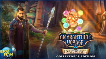 Amaranthine Voyage: The Orb of Purity screenshot 5