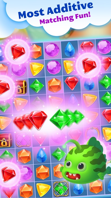 Jewel Splash Dash Edition - Brand New Match 3 Game-1