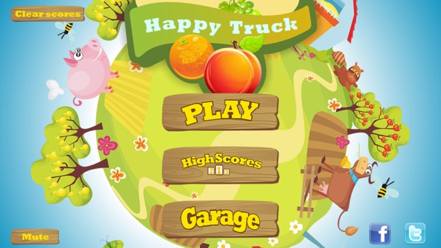 HappyTruck Screenshot