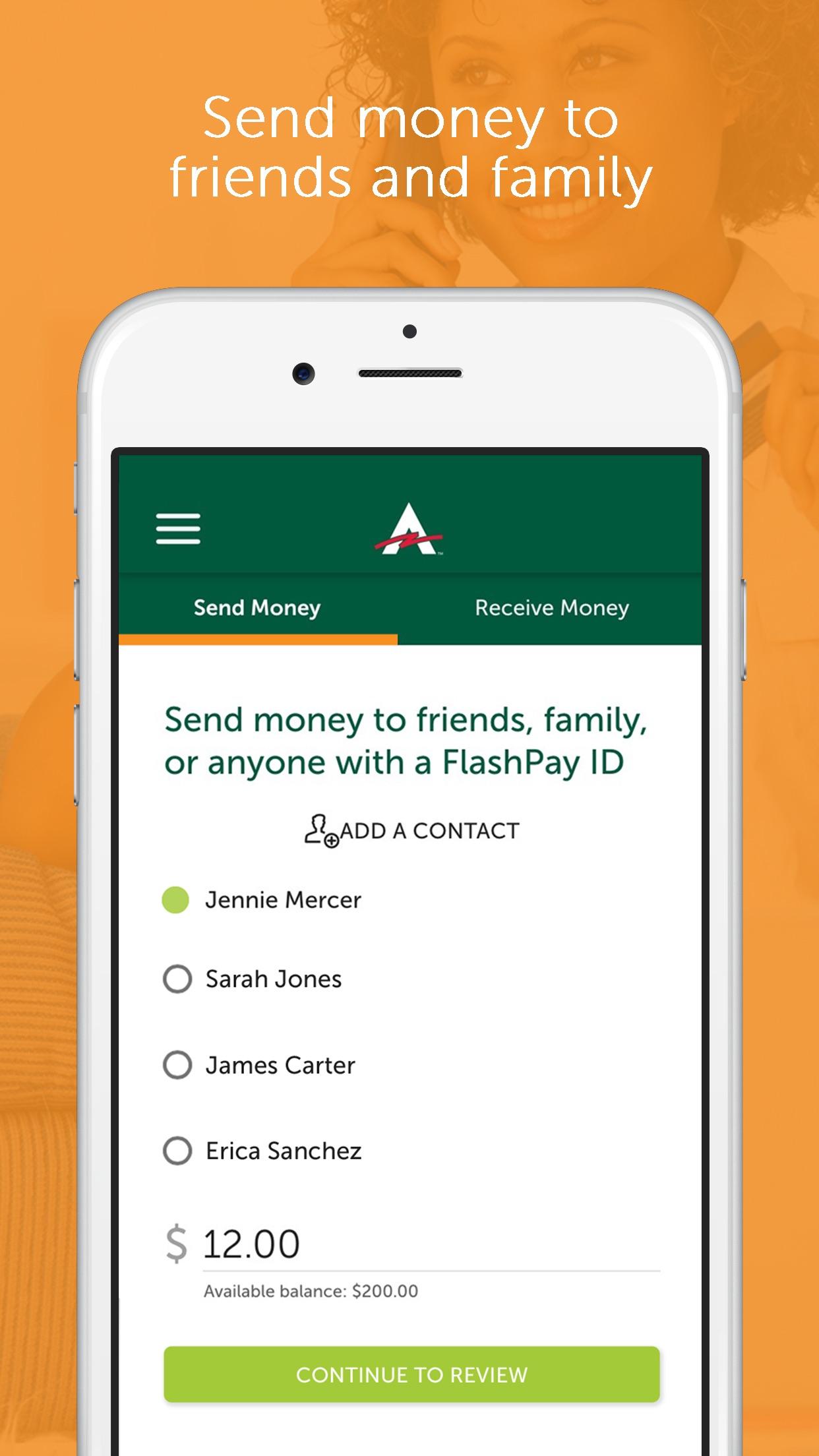 ACE Elite Mobile Banking Screenshot