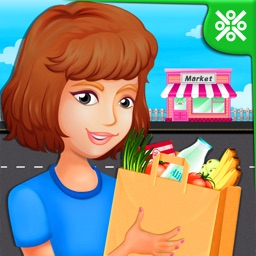 Super Market Shopping Fever Kitchen Festival Game