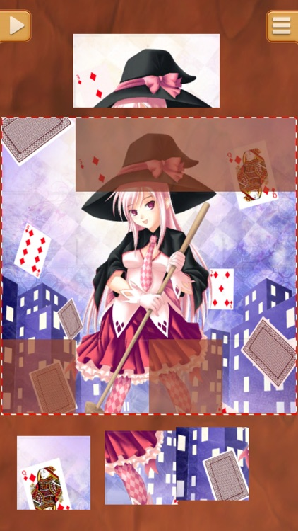 Anime Jigsaw Puzzles Free - Matching Puzzle Games screenshot-3