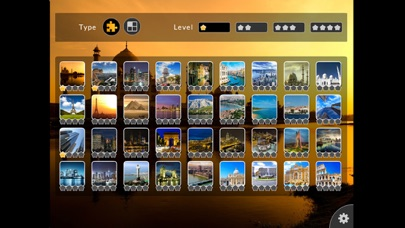 Architecture - Jigsaw and sliding puzzles screenshot two