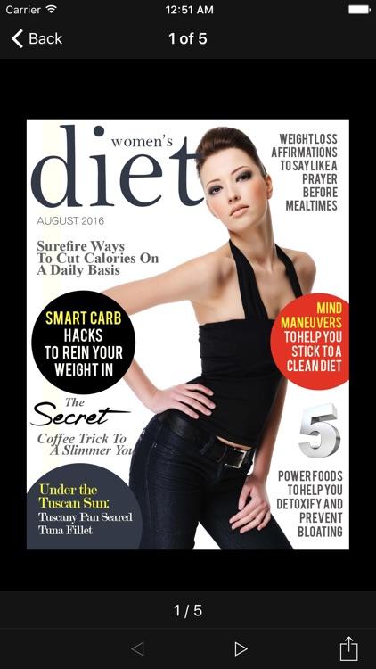 Women's Diet Magazine