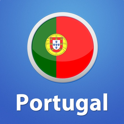 Portugal Offline Guide icon