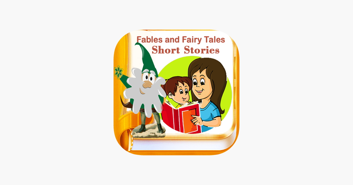 Fairy Tales Stories and Fables Short Moral Story on the App