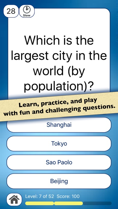 Geography Quiz Game: Geo Facts of The World - AppRecs