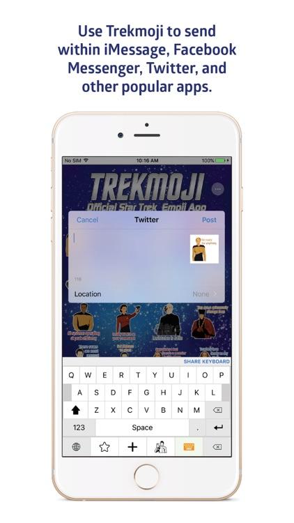 TrekMoji screenshot-3