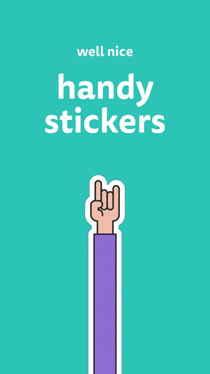 Handy Stickers