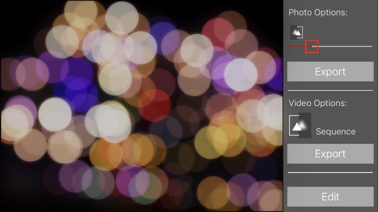 Bokeh Video Maker screenshot-0