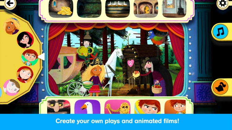 Complete Fairytale Theatre screenshot-0