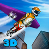 Games Banner Network - Sky Diving: Skyscraper Flying Air Race Full artwork
