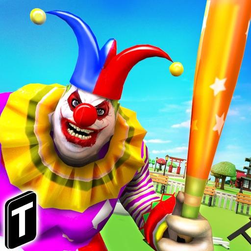 Creepy Clown Attack