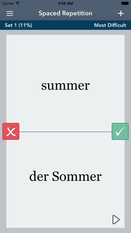 Learn German - AccelaStudy® screenshot-3