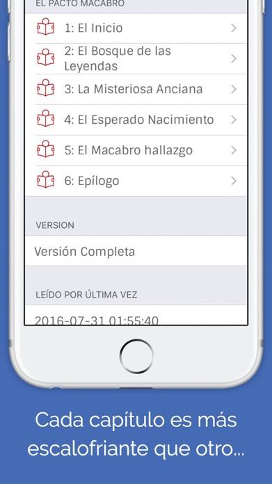 El Pacto Macabro Screenshot