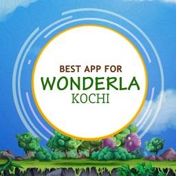 Best App for Wonderla Kochi - Veegaland