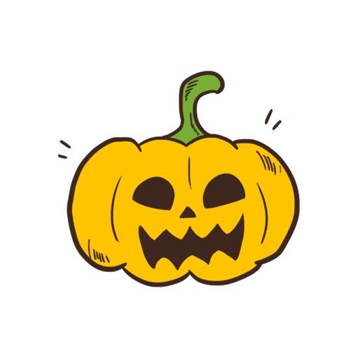 Halloween Colorful Skull