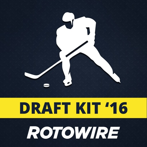 RotoWire Fantasy Hockey Draft Kit 2016 icon