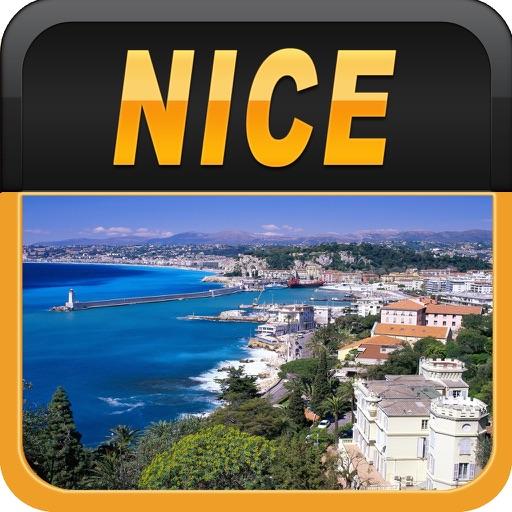 Nice City Offline Map Travel Guide