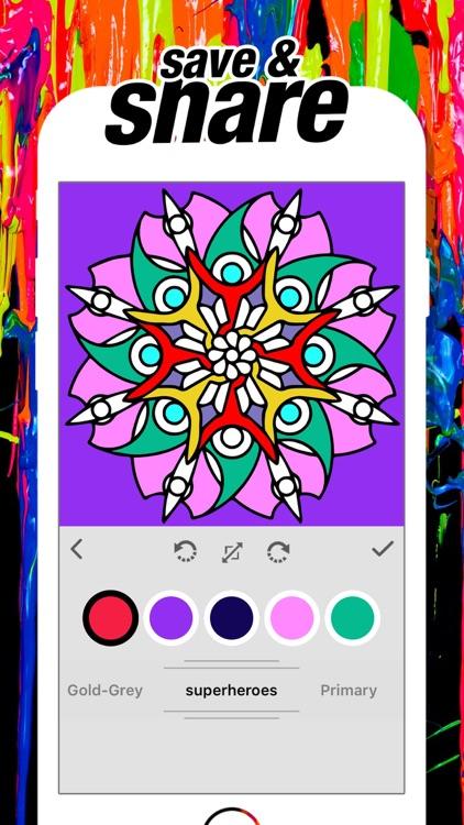 Mandala Coloring Books for Me