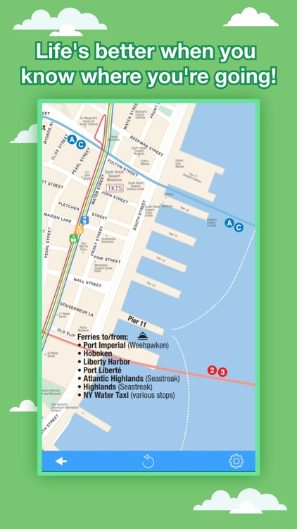 New York City Maps - NYC Subway and Travel Guides screenshot-4