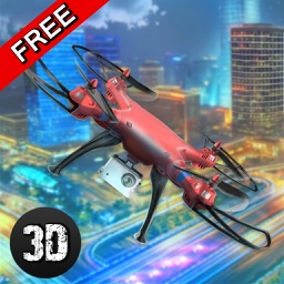 Criminal City RC Drone Simulator 3D