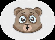cuddlebug teddy bear emoji stickers on the app store