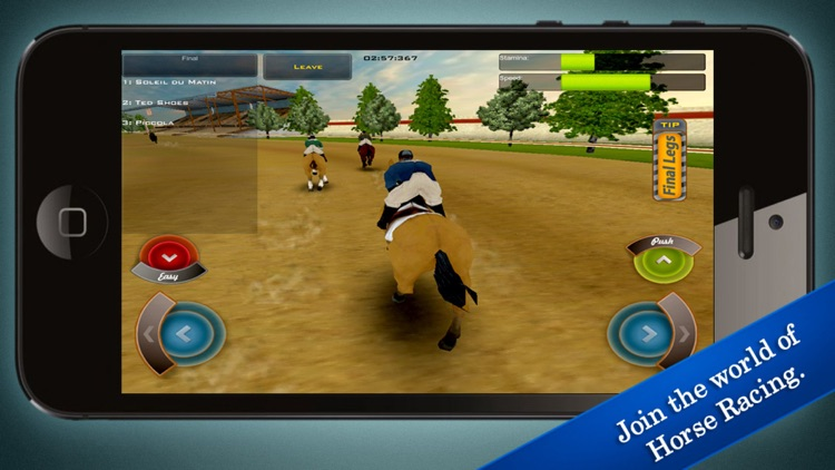 Race Horses Champions for iPhone