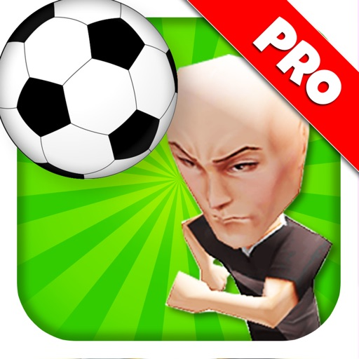 All-Star Soccer Run: Final Race to the World League - Pro Edition icon