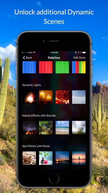 Palettes - Dynamic Effects for Philips Hue Lights