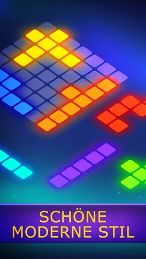 Baustein Rätsel Spiele Screenshot