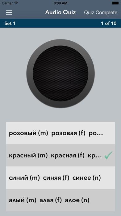 AccelaStudy Russian | English Screenshot 2